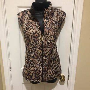 ⭐️NWT⭐️ Reversible Vest Size XL by Karen Scott